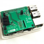 Irdroid-Rpi Infrared Transceiver_attached_to_raspberry_pi