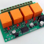 Irdroid Relay Board