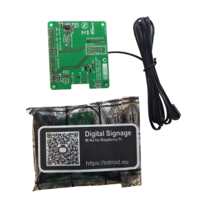 Digital Signage IR Kit for Raspberry Pi