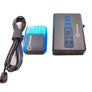 Irdroid HDMI Remote Control Kit